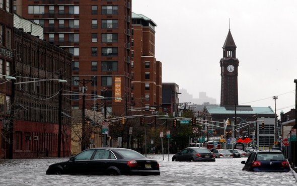 U.S. Government Report Says Climate Change Is Real, and Humans Are to Blame!